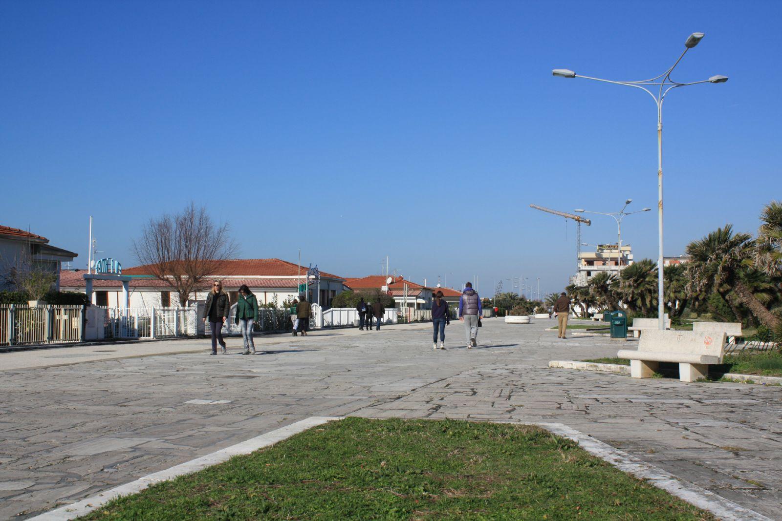Posizione bagno amelia a viareggio - Bagno amedea viareggio ...